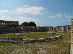Paestum, avril 2014